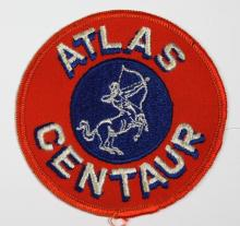 Early Atlas Centaur Patch