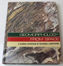 Geomorphology From Space Hardbound Book, SP-486