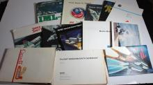 Group of Early NASA/Contractor Materials