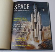 First Space Horizons Magazine, Vol 1, Issue 1