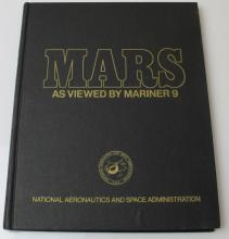 Mars as Viewed From Mariner 9 NASA Book, SP-329