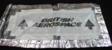 British Aerospace Beta Cloth Label