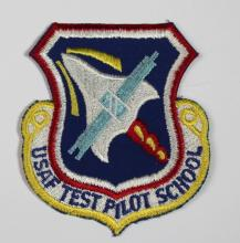 Early USAF Test Pilot School Patch