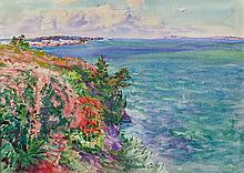 Bermuda Coastal Scene - probably looking out towards Boaz Island, Somerset