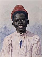 Portrait of a Bahamian Boy