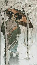 Cherry Blossom Rain (1905)