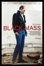 Black Mass - Signed Movie Poster