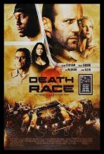 Death Race - Signed Movie Poster