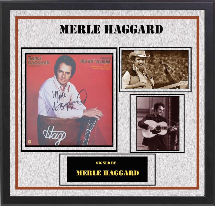 Merle haggard his 90 39 s album for 90s house music albums