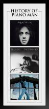 Billy Joel Big Collage
