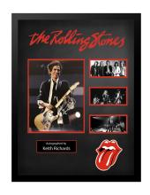Keith Richards Rolling Stones Collage