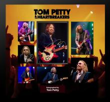 Tom Petty Collage