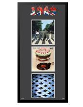 1969 Commemorative 3 Album Collage