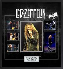 Led Zeppelin Robert Plant Collage