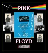 Pink Floyd Time Signed Lyrics