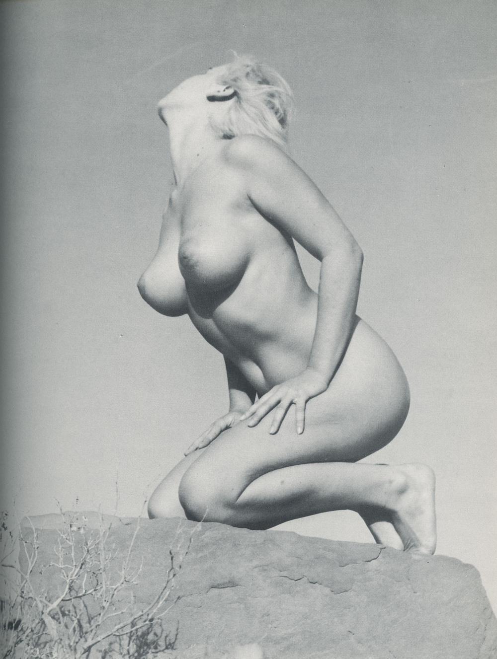 ANDRE DE DIENES, NUMBER 14, 1960S