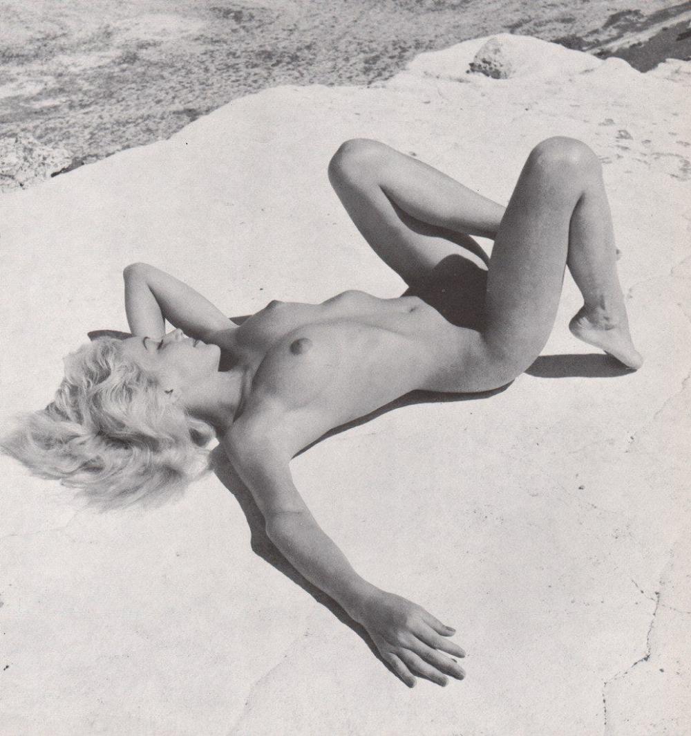 ANDRE DE DIENES, NUMBER 29, 1960S