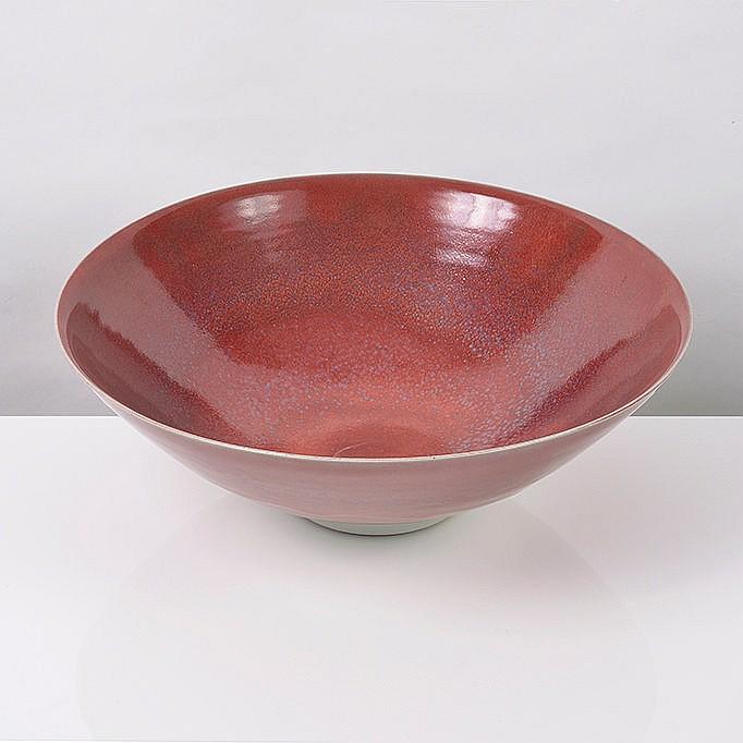 Rupert Spira (British, b.1960) - Large Bowl, 1997