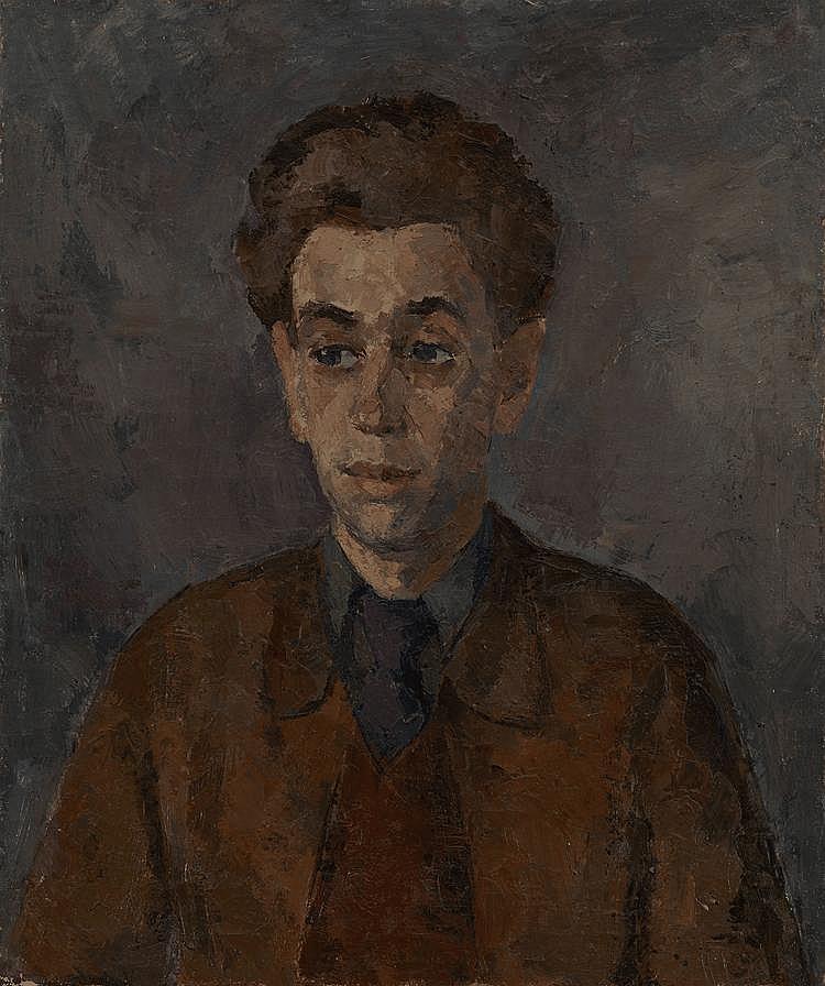 Portrait of the Artist's Son, Valerik