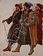 SOKOLOV-SKALYA, PAVEL 1899-1961 Ivan the Terrible in Livonia, a study, Pavel Sokolov-Skalya, Click for value