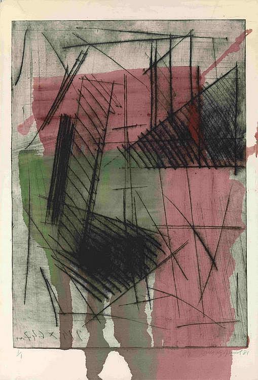 KUDRYASHOV, OLEG B. 1932 Composition