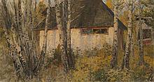 *POLENOV, VASILY  (1844-1927)