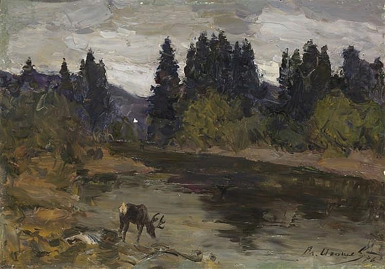 *IGOSHEV, VLADIMIR  (1921-2007)