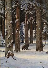 BROVAR, YAKOV  (1864-1941)