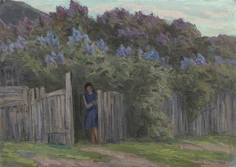 *CHERNYSHEV, NIKOLAI  (1885-1973)
