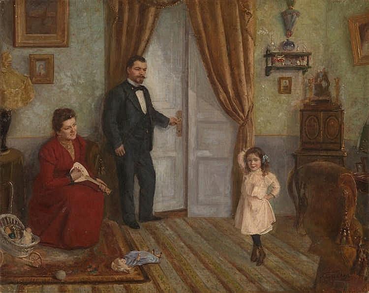 GELLER, PETR  (1862-1933)