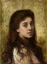 *HARLAMOFF, ALEXEI  (1840-1922)