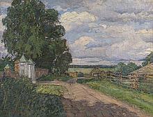 *BURLIUK, DAVID  (1882-1967)