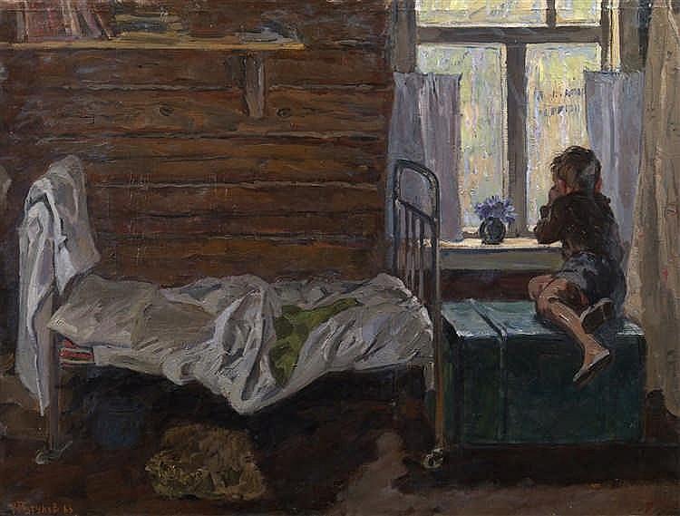 *TUTUNOV, ANDREI  (B. 1928)