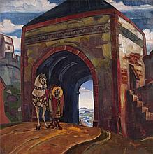 *ROERICH, NICHOLAS  (1874-1947)