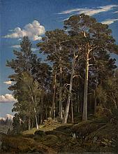 SHISHKIN, IVAN  (1832-1898)