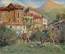 §LAPCHINE, GEORGES  (1885-1950)