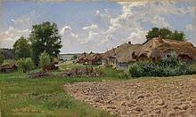 KISELEV, ALEXANDER (1838-1911) Hamlet