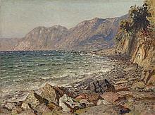 DUBOVSKOY, NIKOLAI (1859-1918) In the South