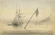 LAGORIO, LEV (1826-1905) Sailing Boat