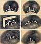 PRIGOV, DMITRY Years: B. 1942 Entrancesix works,, Dmitrij Prigov, Click for value