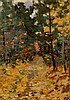 * TERPSIKHOROV, NIKOLAI (1890-1960), Autumn, Nikolaj Borisovič Terpsichorov, Click for value