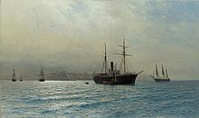 LAGORIO, LEV (1826-1905) From Bosporus to the Black Sea