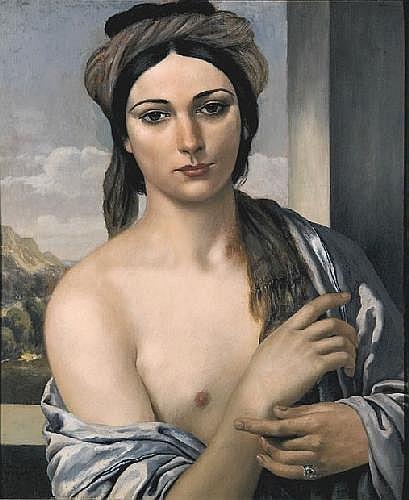 [ RUSSIAN ART ] IVANOFF, SERGE 1893-1983 Suzanne au Bain
