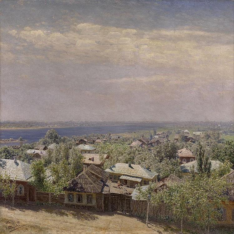 SERGEEV, NIKOLAI 1855-1919 Tsar-Svet