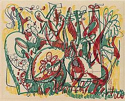 GRITSUK, NIKOLAI 1922-1976 Colour Drawings