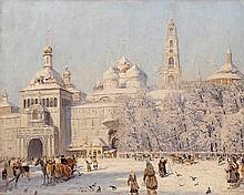 * DUBOVSKOY, NIKOLAI (1859-1918) Blagovest