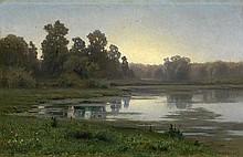 VOLKOV, EFIM (1844-1920) At Dawn
