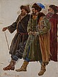 SOKOLOV-SKALYA, PAVEL 1899-1961 Ivan the Terrible, Pavel Sokolov-Skalya, Click for value