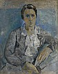 GERASIMOV, SERGEY 1885-1964 Portrait of the, Sergey Gerasimov, Click for value