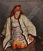 Girl in Mordovian Costume, Pavel Sokolov-Skalya, Click for value